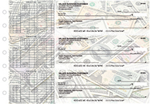 Money Payroll Designer Business Checks