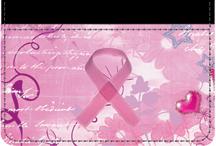 Breast Cancer Debit Caddy