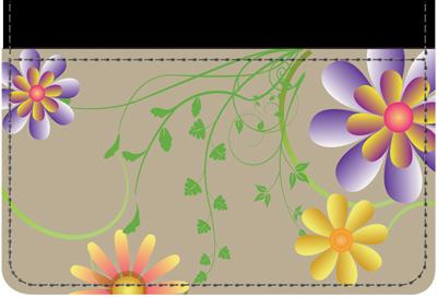 Garden Fresh Debit Wallet