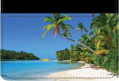 Island Paradise Debit Wallet