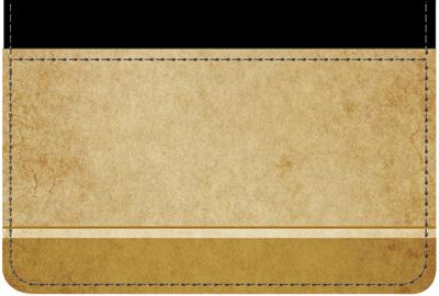 Parchment Debit Wallet