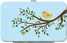 Feathered Friends Debit Mini Clutch