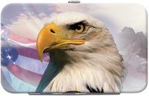 American Eagle Pride Debit Mini Clutch