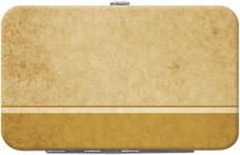 Parchment Debit Mini Clutch