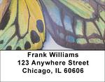 Butterfly Wings Address Labels