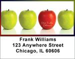 Dare To Be Different Address Labels