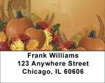 Fall Celebrations Address Labels