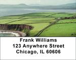 Scenic Ireland Address Labels