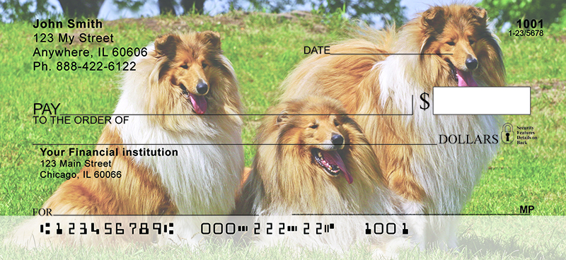 Collies Come home Personal Checks
