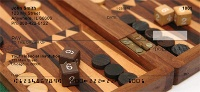 Backgammon Personal Checks