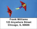 Go Fly a Kite Address Labels