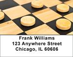 Checkers Address Labels