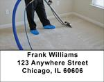 Carpet Cleaning Address Labels
