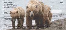 Grizzly Bears in the Wild Personal Checks
