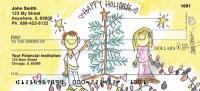 Happy Holidays: Tree by Amy S. Petrik