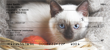 Siamese Cats Personal Checks