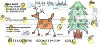 Joy to the World by Amy S. Petrik