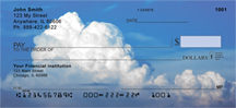Clouds in the Sky Personal Checks