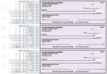 Purple Safety Multi Purpose Business Checks
