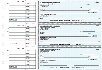 Teal Safety Accounts Payable Checks