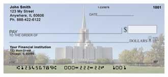 Jordan River Temple Personal Checks