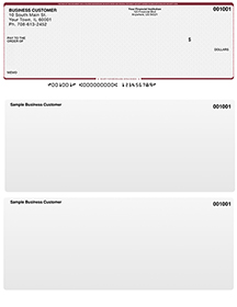 Wall Street Laser Business One Per Page Voucher Checks - Top Style $ 11.99