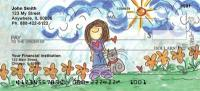 Happy Cats Personal Checks