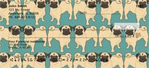 Pug Wallpaper Personal Checks