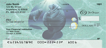 Manatee's Personal Checks by David Dunleavy