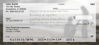 Love Personal Checks by Sweet Intentions