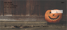Jack-O-Lanterns Personal Checks