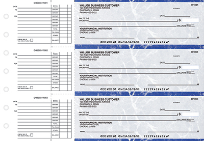 Blue Marble Accounts Payable Checks
