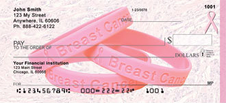 Breast Cancer Awareness Bracelets Checks