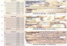 Bakery Accounts Payable Designer Business Checks