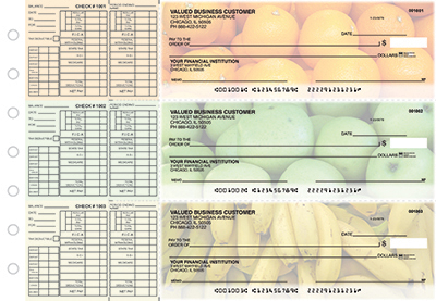 Business Checks Store -  Fruit Payroll Designer Business Checks