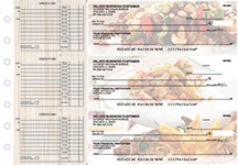 Chinese Cuisine Accounts Payable Designer Business Checks