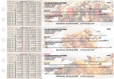 Business Checks Store -  Chinese Cuisine Payroll Designer Business Checks