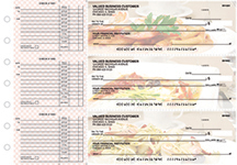 Italian Cuisine Accounts Payable Designer Business Checks