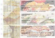 Mexican Cuisine Payroll Designer Business Checks