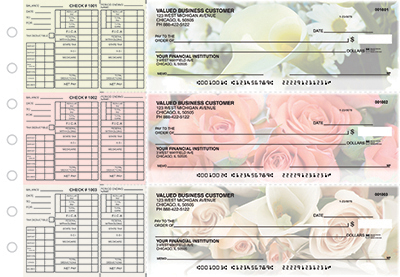 Business Checks Store -  Florist Payroll Designer Business Checks