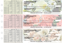 Florist Payroll Designer Business Checks
