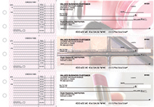 Makeup Accounts Payable Designer Business Checks