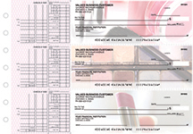 Makeup Multi Purpose Designer Business Checks