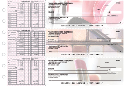Business Checks Store -  Makeup Payroll Designer Business Checks
