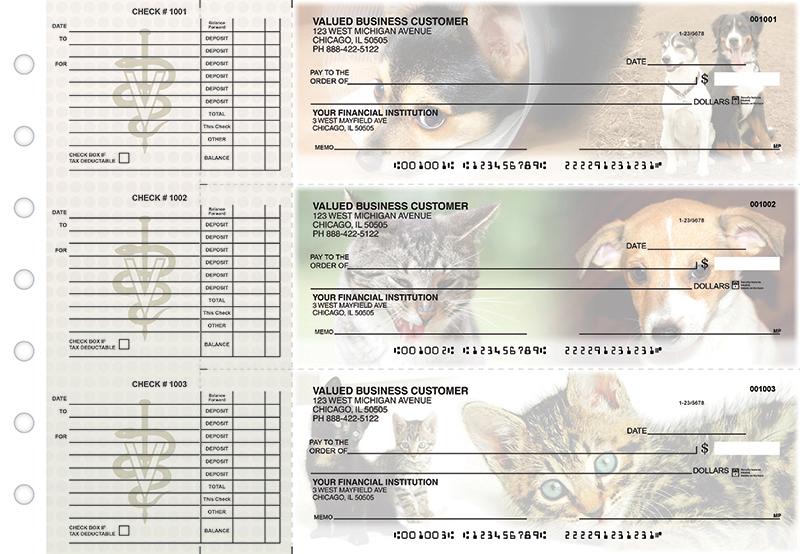 Veterinarian Business Checks
