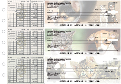 Business Checks Store -  Veterinarian Payroll Designer Business Checks