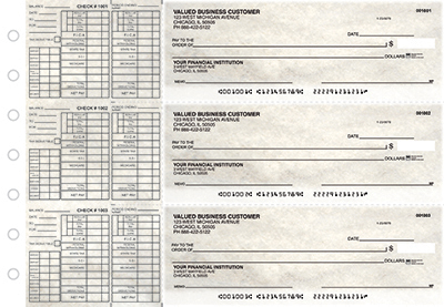Business Checks Store -  Granite Payroll Designer Business Checks