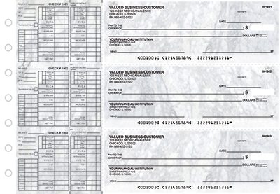 Business Checks Store -  Marble Payroll Designer Business Checks