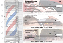 Barber Accounts Payable Designer Business Checks