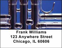 Trumpets Address Labels